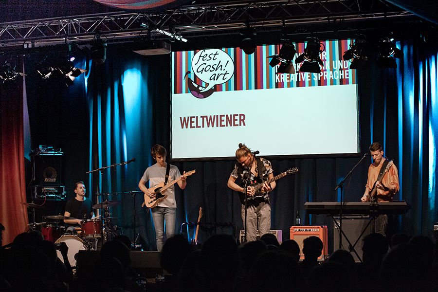 event photography - weltwiener at fest goshart in wolkersdorf